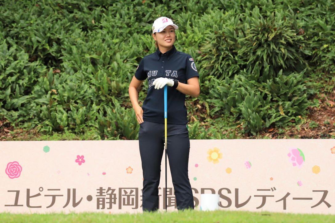 ユピテル・静岡新聞SBSレディース 第2日 福山 恵梨