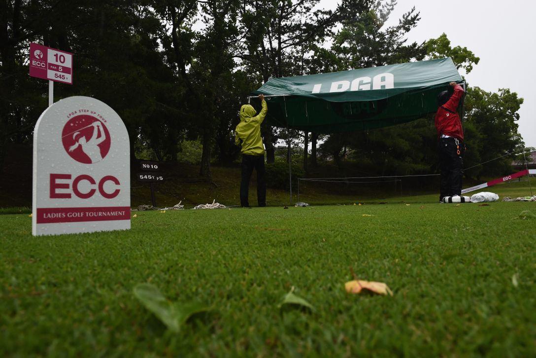 ECCレディス ゴルフトーナメント 最終日<Photo:Matt Roberts/Getty Images>