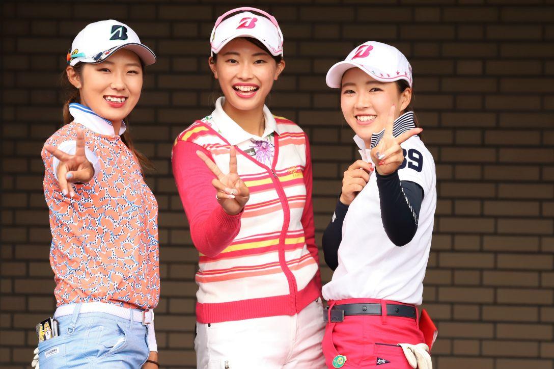 ANA PRINCESS CUP 第2日 高木 萌衣、川﨑 志穂、丹 萌乃