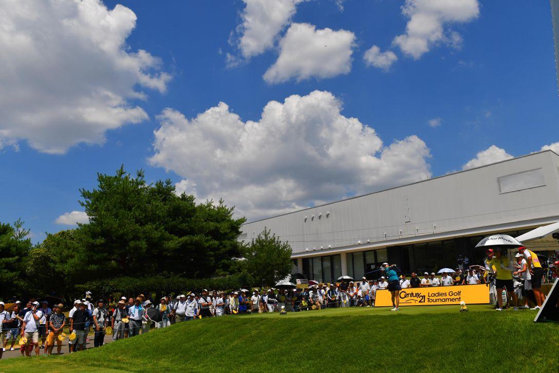 センチュリー21レディスゴルフトーナメント 第2日 小祝さくら <Photo:Atsushi Tomura/Getty Images>