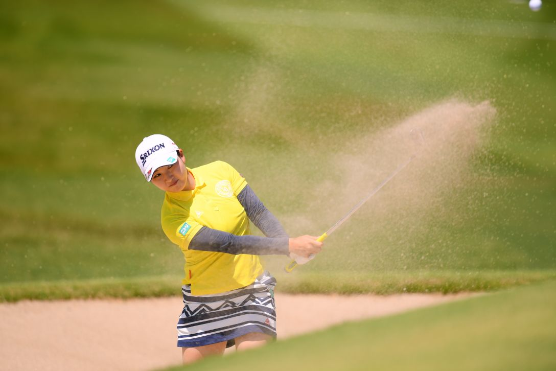 センチュリー21レディスゴルフトーナメント 最終日 小祝 さくら <Photo:Atsushi Tomura/Getty Images>