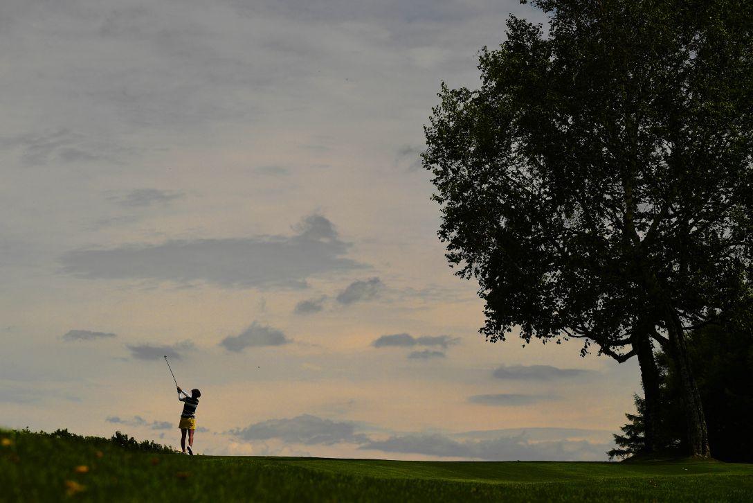 北海道 meiji カップ 第2日 佐藤 靖子 <Photo:Atsushi Tomura/Getty Images>