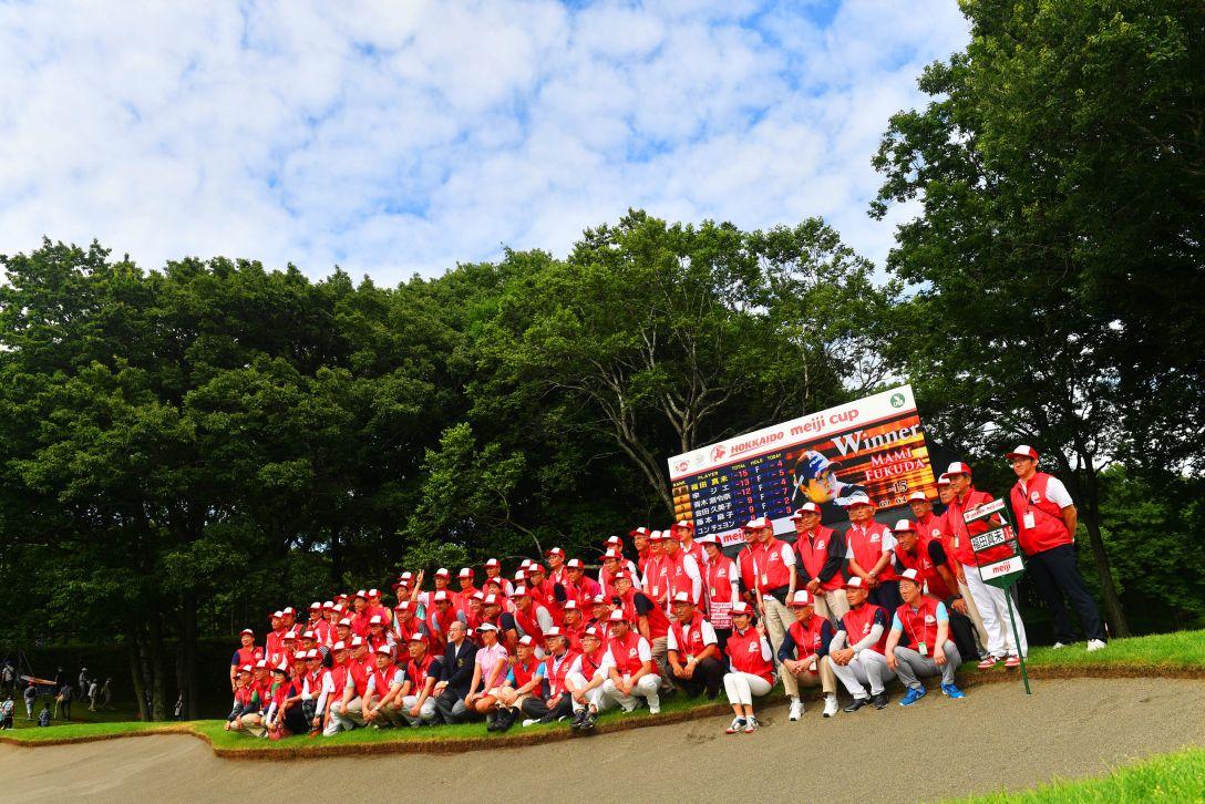 北海道 meiji カップ 最終日 福田 真未 <Photo:Atsushi Tomura/Getty Images>