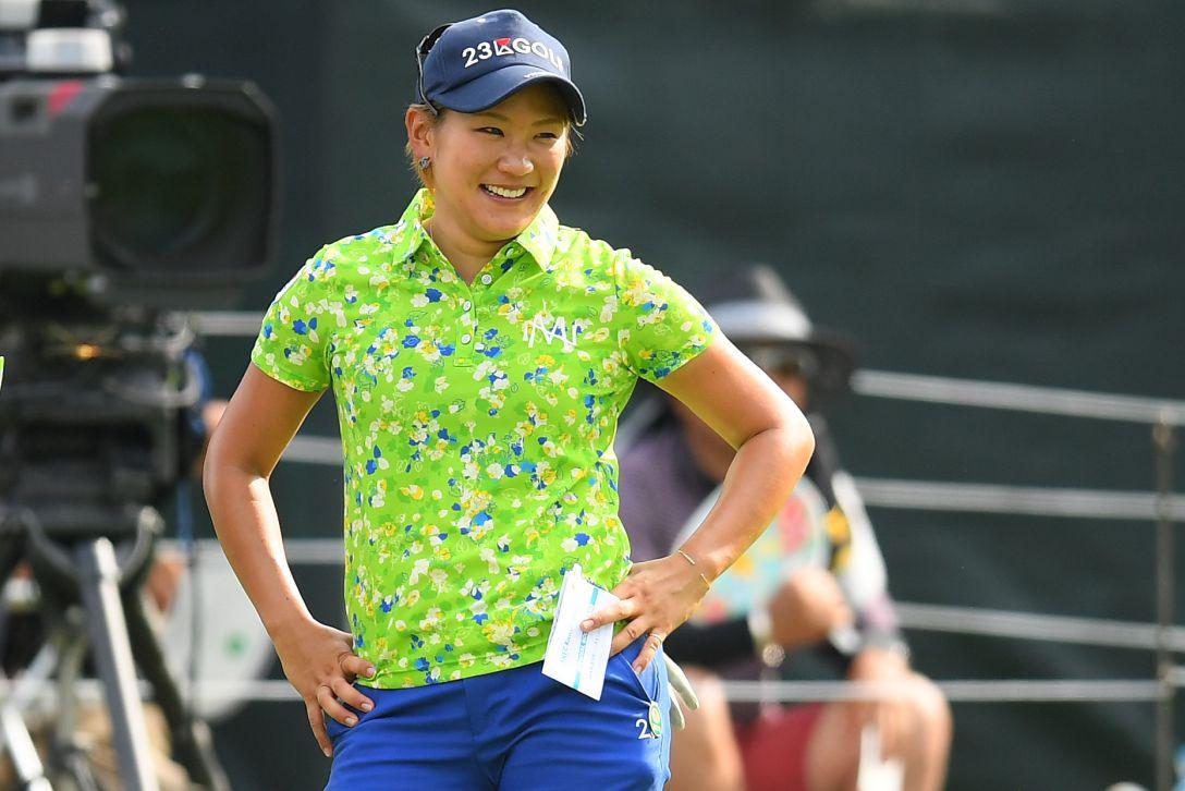 NEC軽井沢72ゴルフトーナメント 第1日 成田 美寿々 <Photo:Atsushi Tomura/Getty Images>