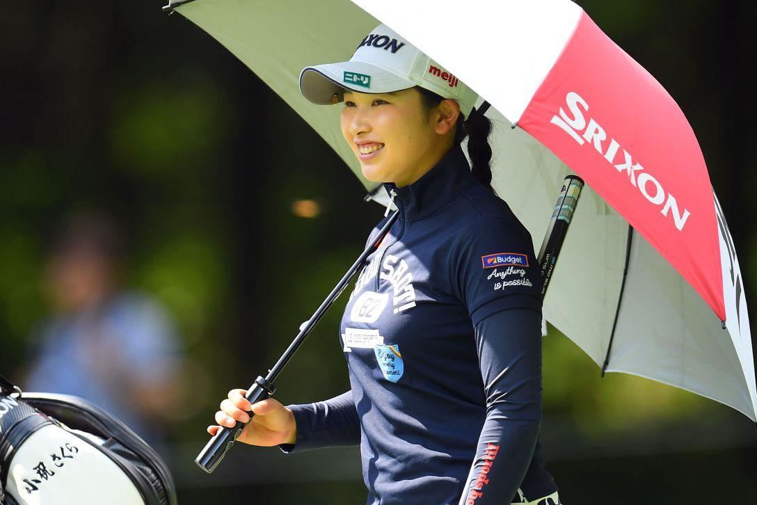 NEC軽井沢72ゴルフトーナメント 第1日 小祝 さくら <Photo:Atsushi Tomura/Getty Images>