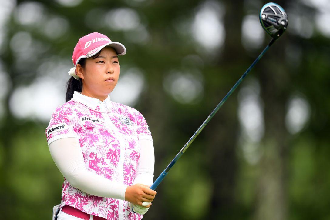 NEC軽井沢72ゴルフトーナメント 第2日 武尾咲希 <Photo:Atsushi Tomura/Getty Images>