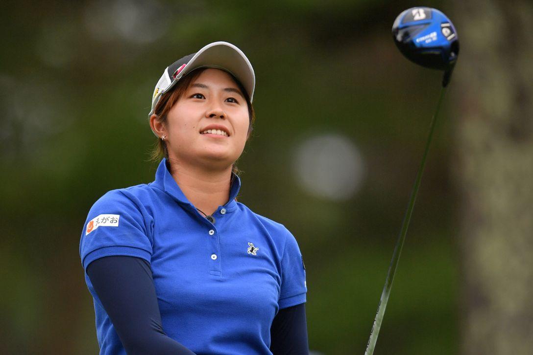 NEC軽井沢72ゴルフトーナメント 最終日 大里桃子 <Photo:Atsushi Tomura/Getty Images>