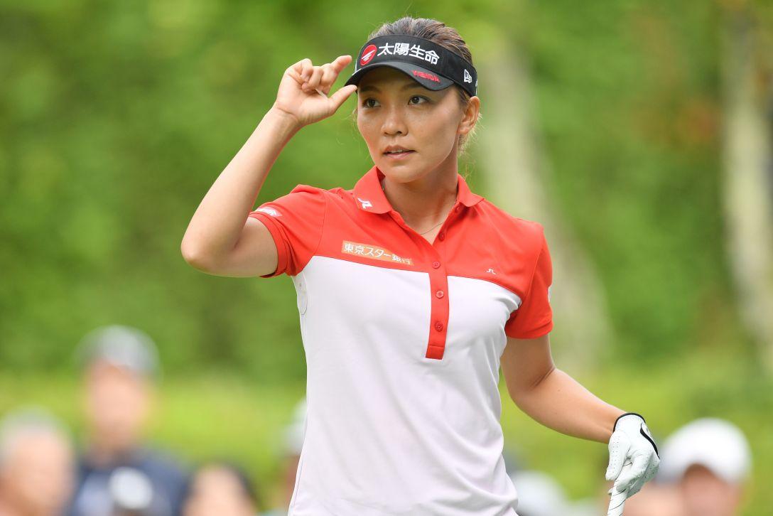 NEC軽井沢72ゴルフトーナメント 最終日 テレサ・ルー <Photo:Atsushi Tomura/Getty Images>