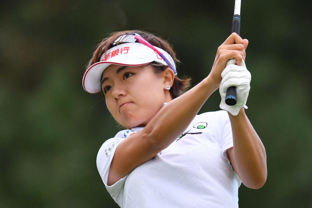 ニトリレディスゴルフトーナメント 第3日 サイペイイン <Photo:Atsushi Tomura/Getty Images>