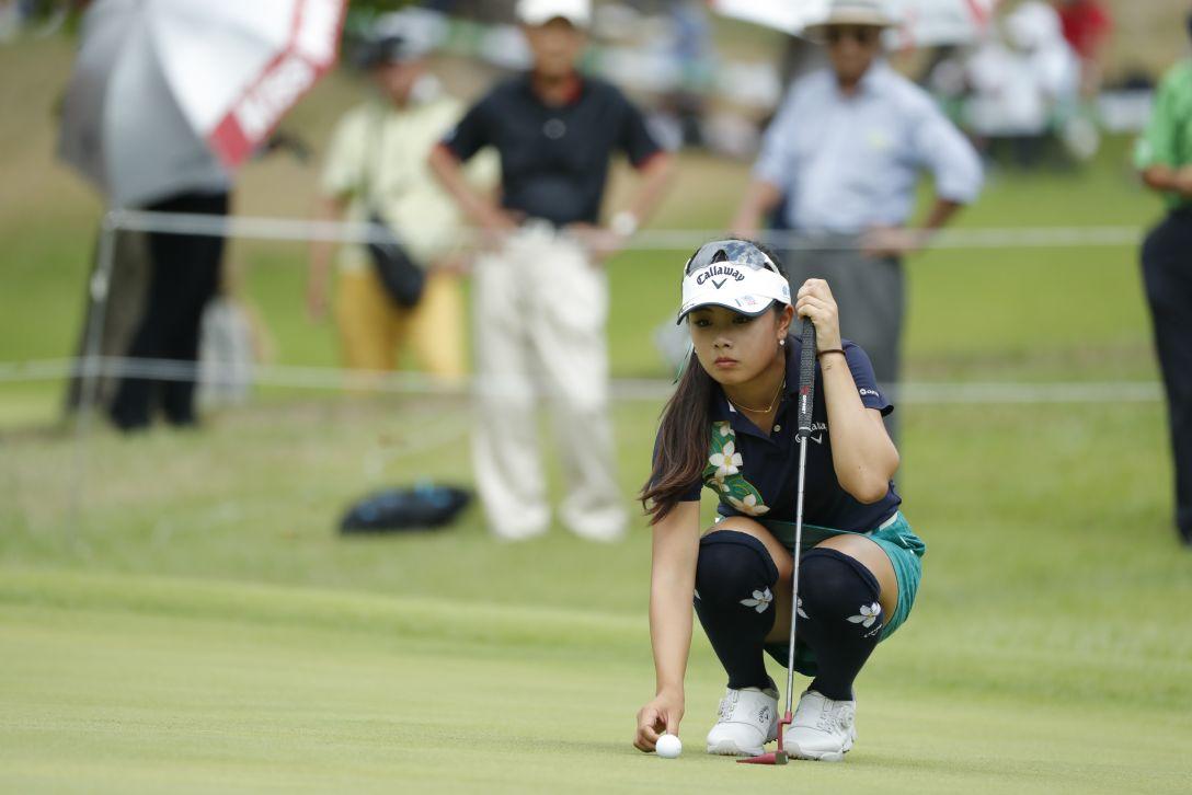 ゴルフ5レディス プロゴルフトーナメント 第1日 河本 結 <Photo:Ken Ishii/Getty Images>