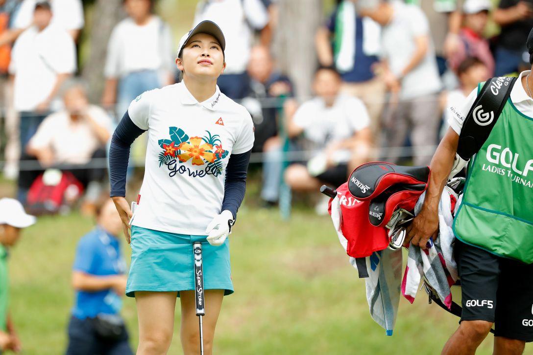 ゴルフ5レディス プロゴルフトーナメント 第2日 小祝 さくら <Photo:Ken Ishii/Getty Images>