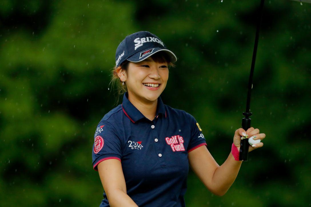 ゴルフ5レディス プロゴルフトーナメント 第2日 安田 彩乃 <Photo:Ken Ishii/Getty Images>