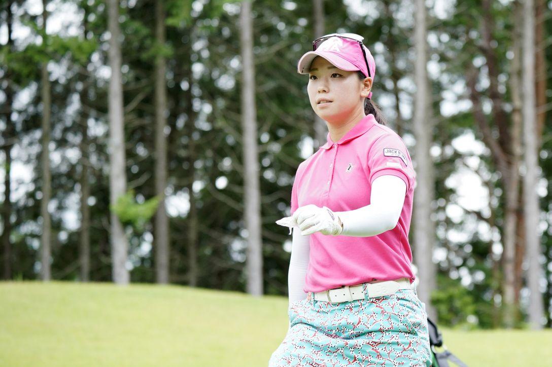 ゴルフ5レディス プロゴルフトーナメント 最終日 後藤未有 <Photo:Ken Ishii/Getty Images>