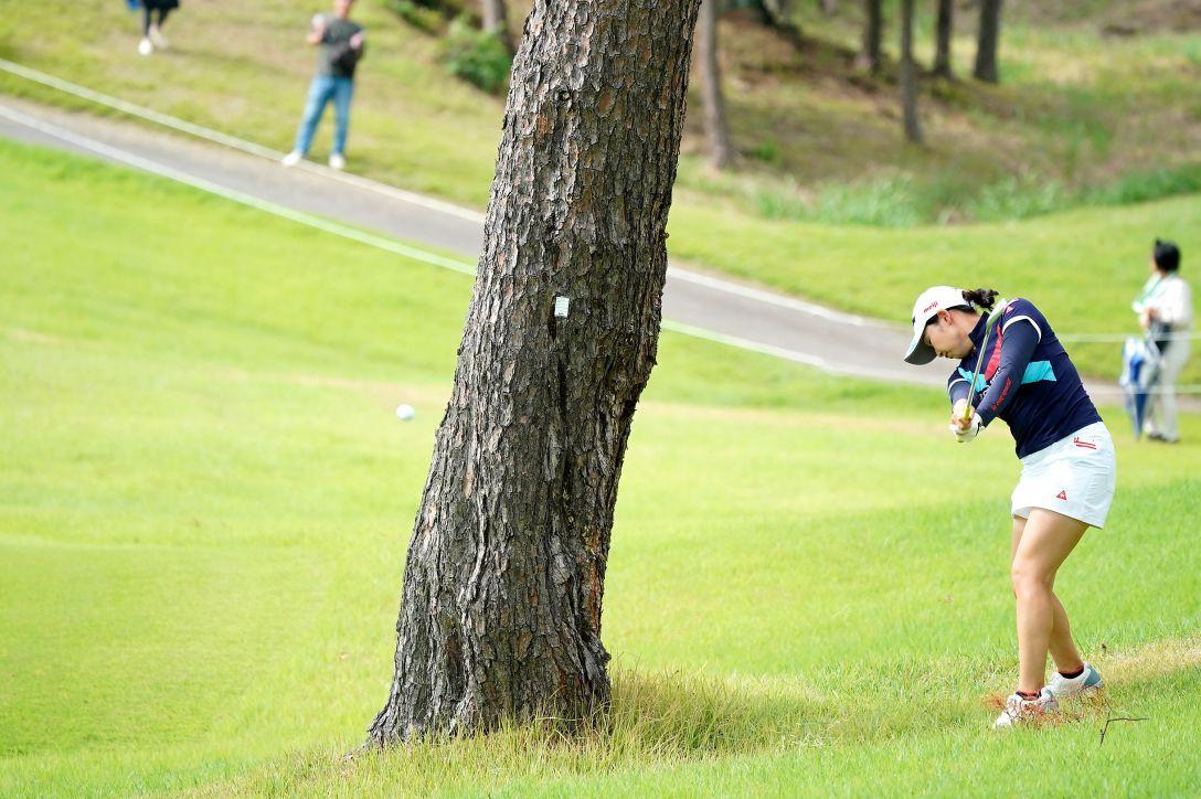 ゴルフ5レディス プロゴルフトーナメント 最終日 小祝さくら <Photo:Ken Ishii/Getty Images>