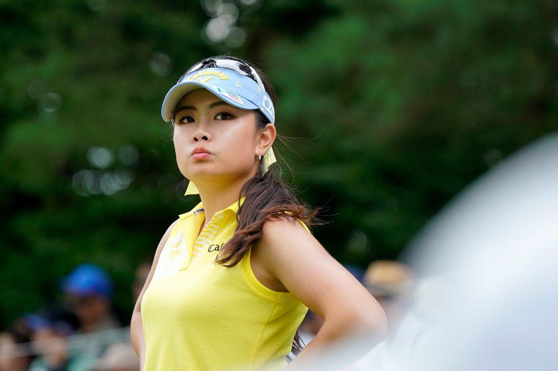 ゴルフ5レディス プロゴルフトーナメント 最終日 河本結 <Photo:Ken Ishii/Getty Images>