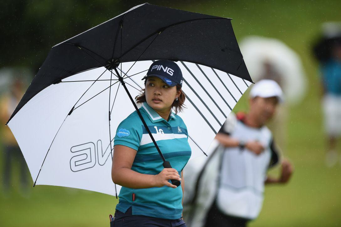 日本女子プロゴルフ選手権大会コニカミノルタ杯 第3日 鈴木愛 <Photo:Matt Roberts/Getty Images>