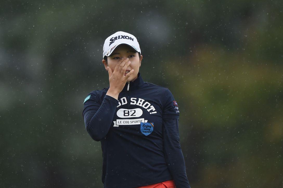 日本女子プロゴルフ選手権大会コニカミノルタ杯 第3日 小祝さくら <Photo:Matt Roberts/Getty Images>