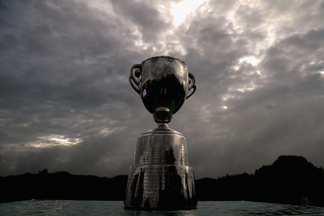 日本女子プロゴルフ選手権大会コニカミノルタ杯 最終日 大会杯 <Photo:Matt Roberts/Getty Images>