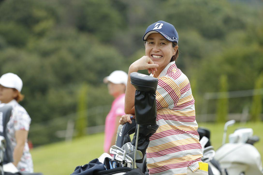 LPGAレジェンズチャンピオンシップ CHOFUカップ 第2日 鬼澤 信子 <Photo:Ken Ishii/Getty Images>
