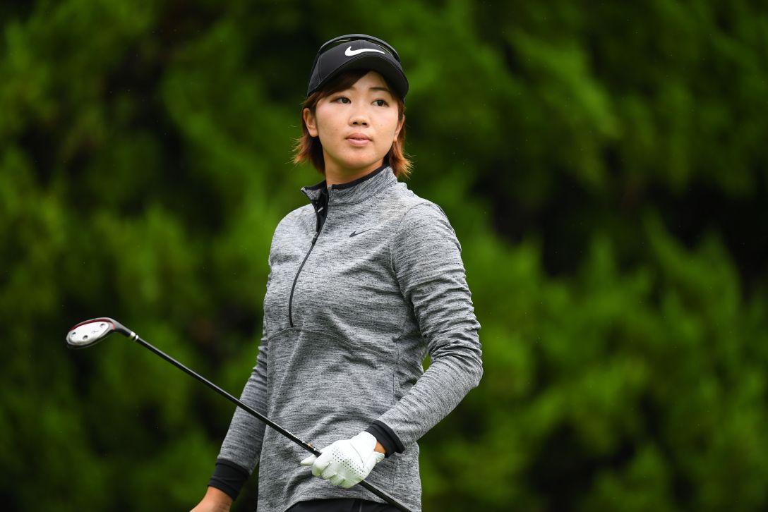 日本女子オープンゴルフ選手権 第1日 葭葉ルミ <Photo:Atsushi Tomura/Getty Images>