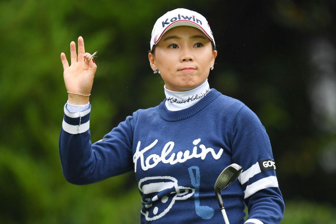 日本女子オープンゴルフ選手権 第1日 イナリ <Photo:Atsushi Tomura/Getty Images>