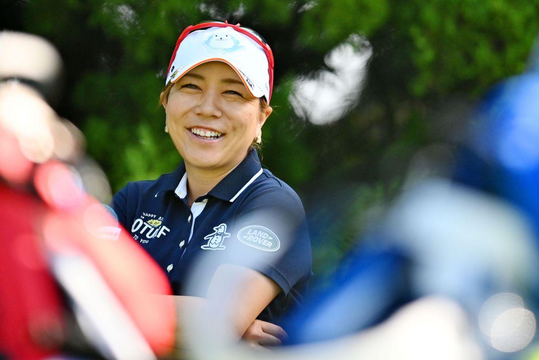 日本女子オープンゴルフ選手権 第2日 宮里美香 <Photo:Atsushi Tomura/Getty Images>