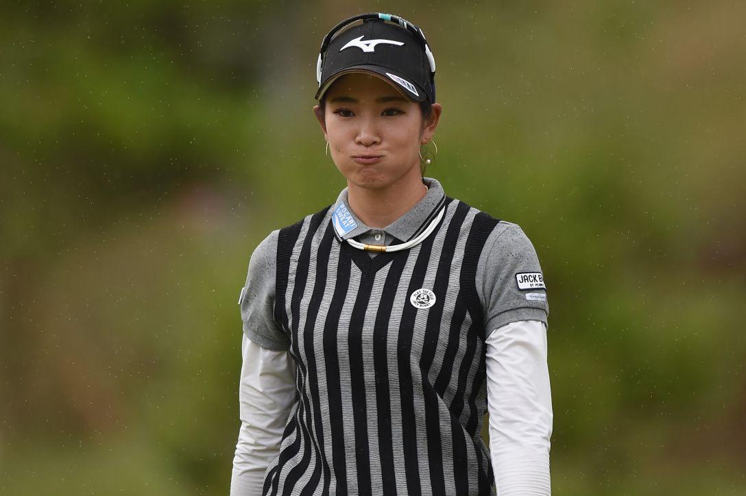 スタンレーレディスゴルフトーナメント 第1日 原 英莉花 <Photo:Matt Roberts/Getty Images>