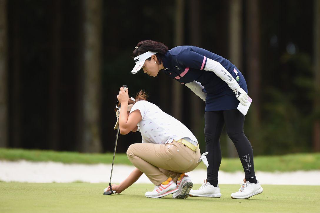 スタンレーレディスゴルフトーナメント 第1日 大山 志保 <Photo:Matt Roberts/Getty Images>