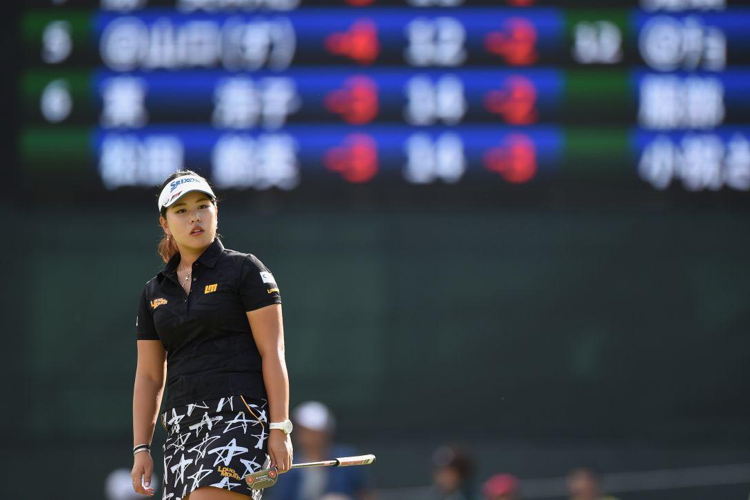 スタンレーレディスゴルフトーナメント 第2日 ささきしょうこ <Photo:Matt Roberts/Getty Images>