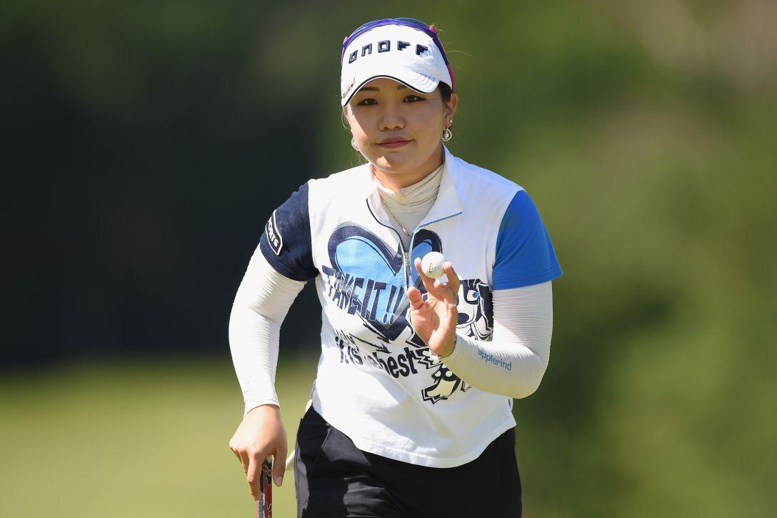 スタンレーレディスゴルフトーナメント 最終日 黄アルム <Photo:Matt Roberts/Getty Images>