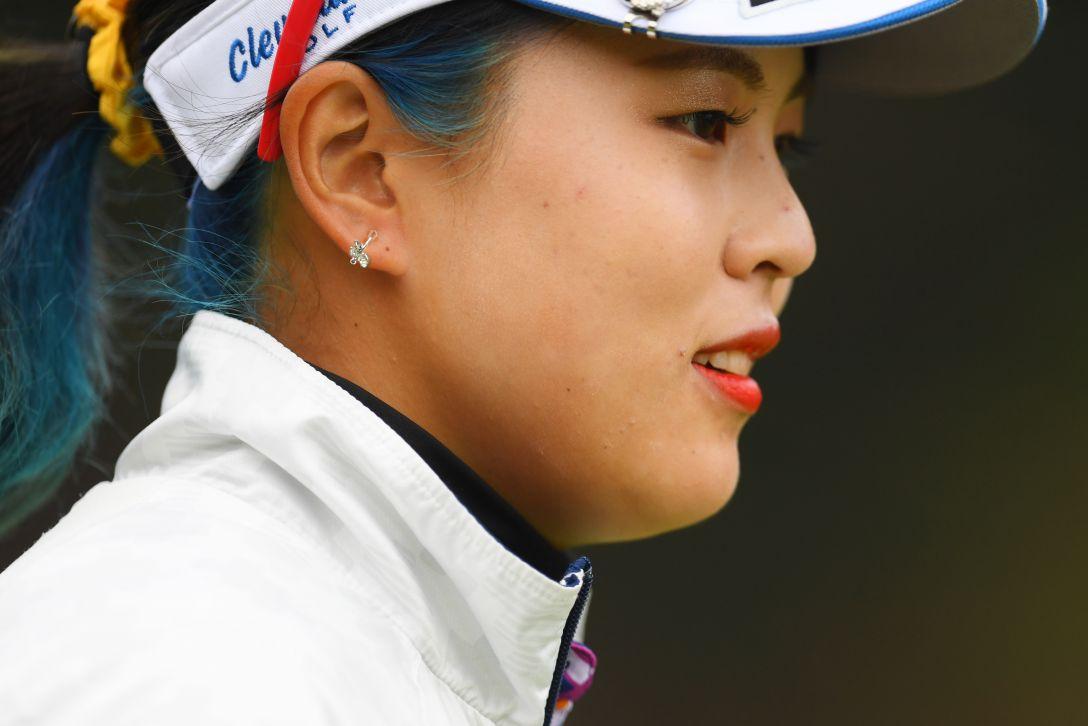 樋口久子 三菱電機レディスゴルフトーナメント 第2日 ささきしょうこ <Photo:Atsushi Tomura/Getty Images>