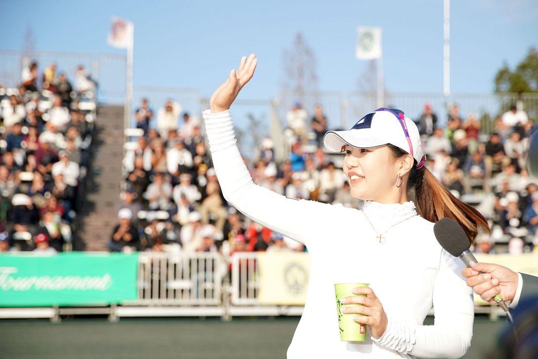 伊藤園レディスゴルフトーナメント 最終日 黄アルム <Photo:Ken Ishii/Getty Images>