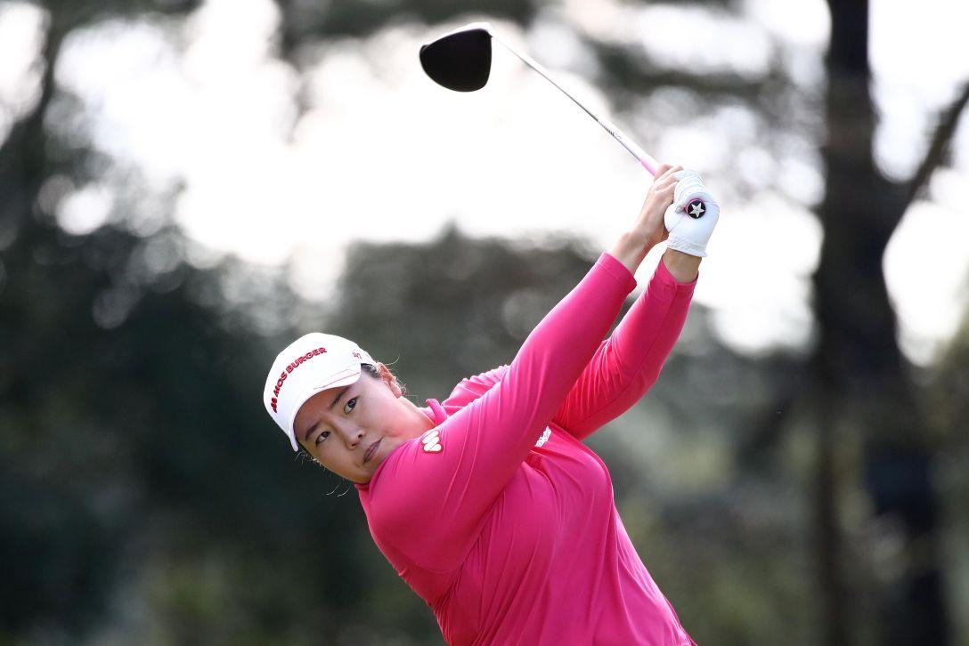 LPGAツアーチャンピオンシップリコーカップ 第1日 アンソンジュ <Photo:Chung Sung-Jun/Getty Images>