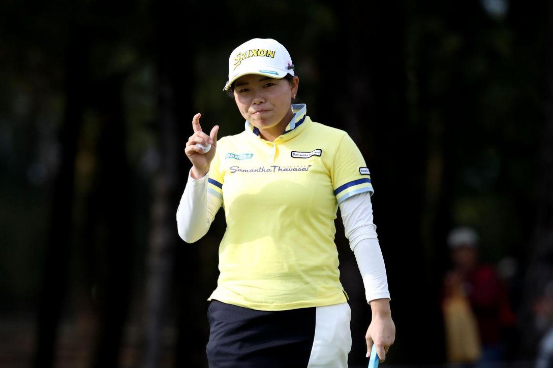 LPGAツアーチャンピオンシップリコーカップ 第1日 勝みなみ <Photo:Chung Sung-Jun/Getty Images>