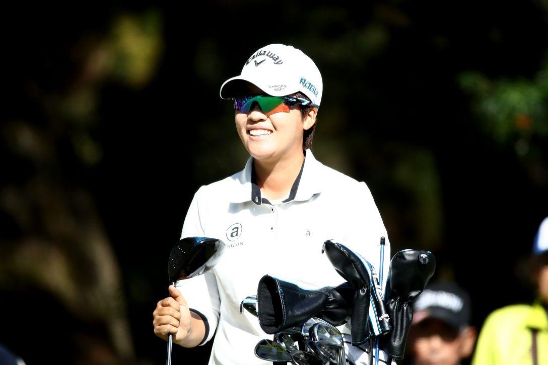 LPGAツアーチャンピオンシップリコーカップ 第2日 ペヒギョン <Photo:Chung Sung-Jun/Getty Images>