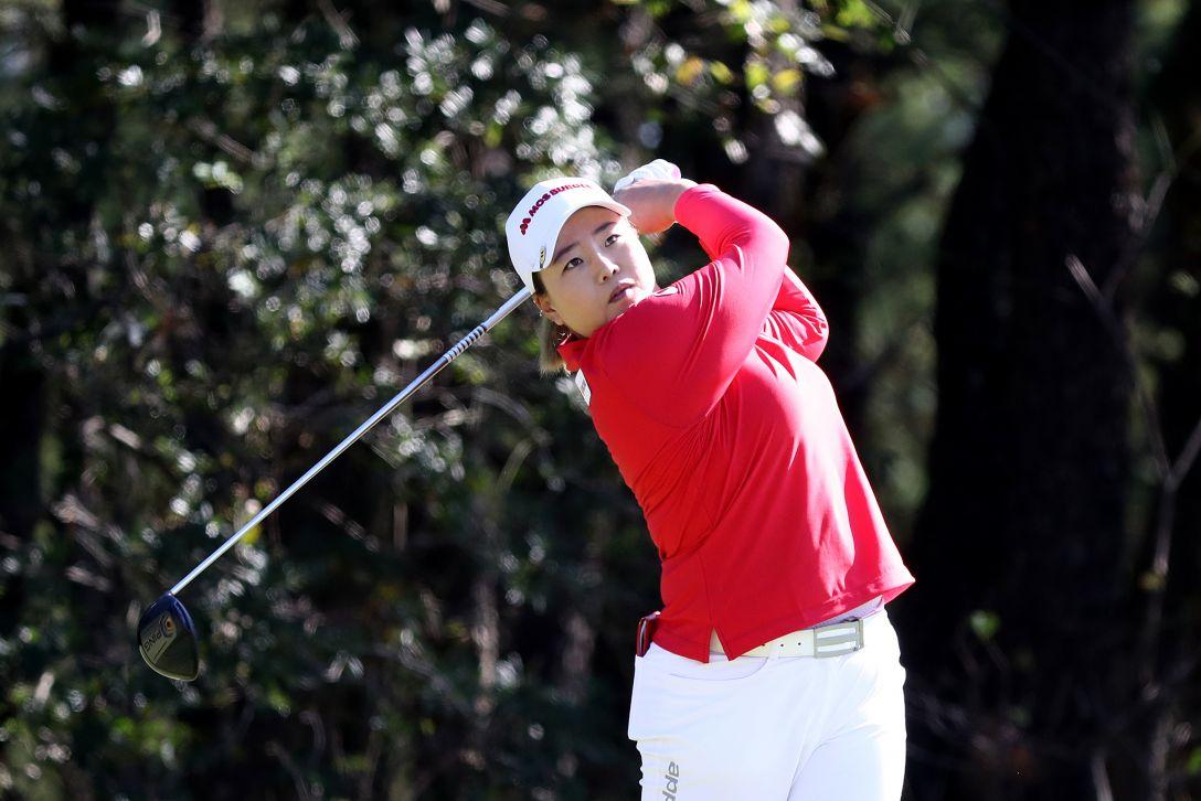 LPGAツアーチャンピオンシップリコーカップ 最終日 アンソンジュ <Photo:Chung Sung-Jun/Getty Images>