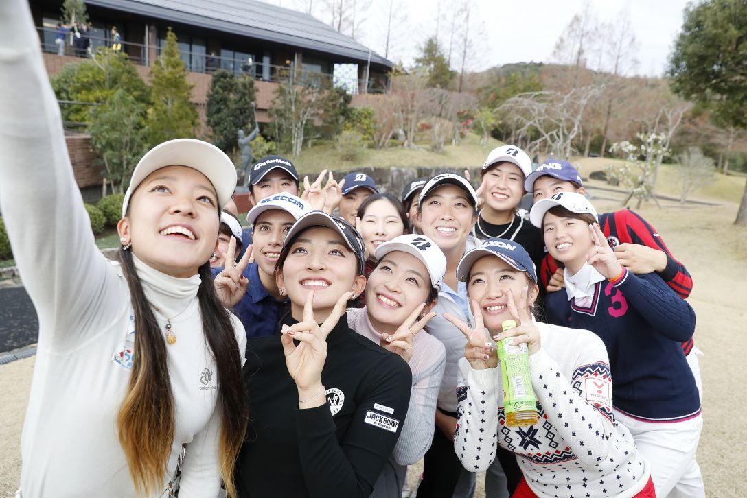LPGA新人戦加賀電子カップ 最終日 <Photo:Ken Ishii/Getty Images>