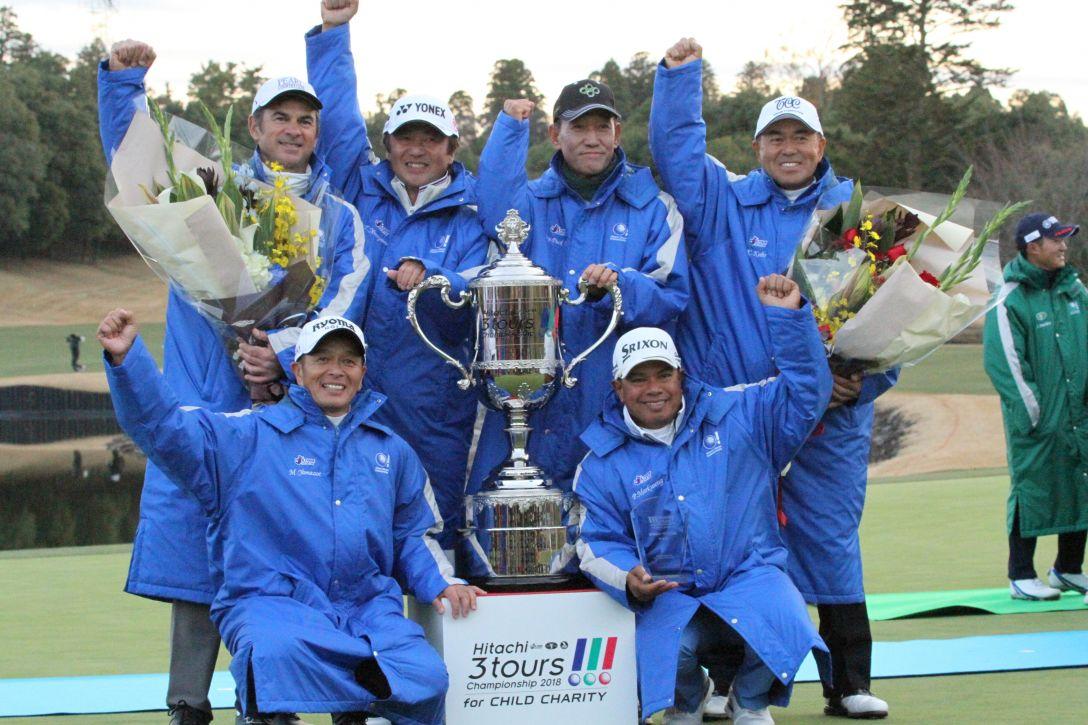 Hitachi 3Tours Championship 2018