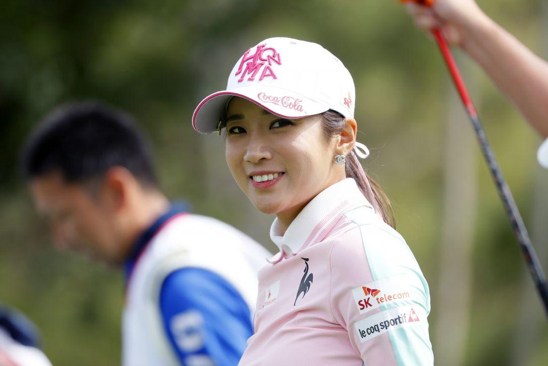 第32回ダイキンオーキッドレディスゴルフトーナメント 1日目 イ ボミ <Photo:Ken Ishii/Getty Images>