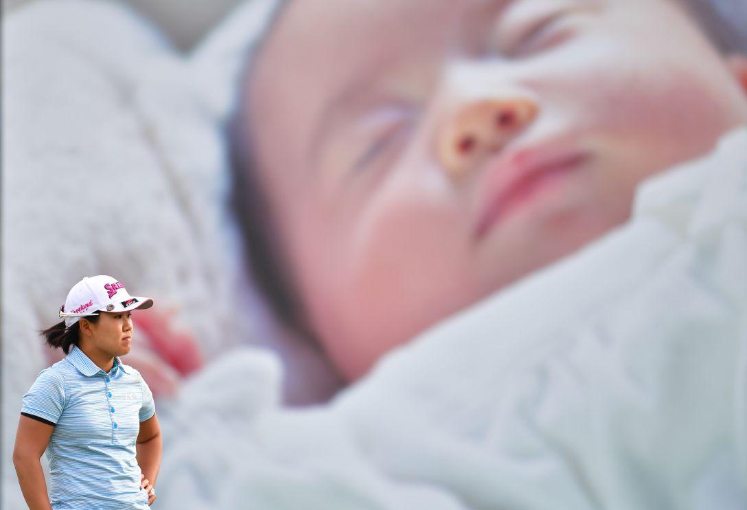 第32回ダイキンオーキッドレディスゴルフトーナメント 1日目 畑岡 奈紗 <Photo:Ken Ishii/Getty Images>