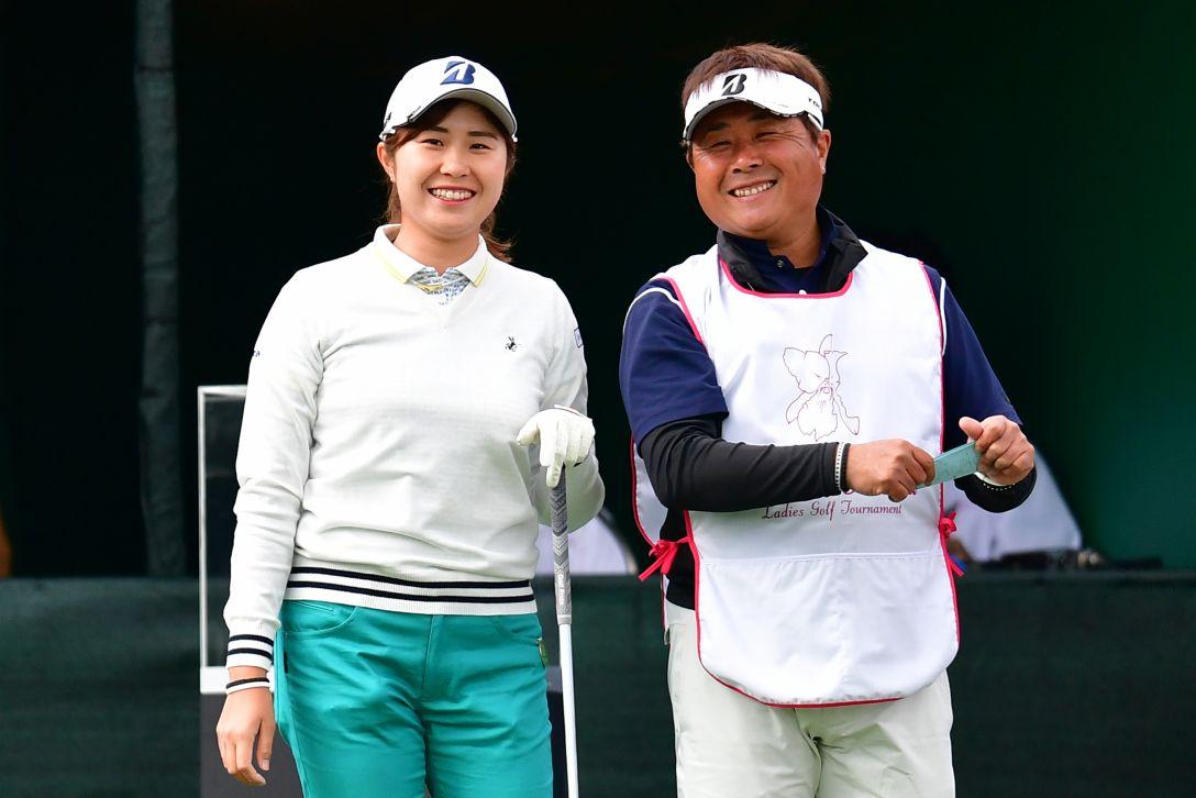第32回ダイキンオーキッドレディスゴルフトーナメント 1日目 大里桃子 <Photo:Atsushi Tomura/Getty Images>