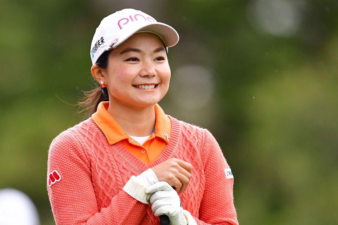 第32回ダイキンオーキッドレディスゴルフトーナメント 3日目 上原彩子 <Photo:Atsushi Tomura/Getty Images>