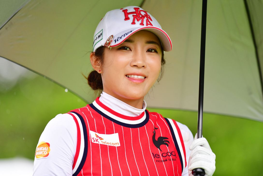 第32回ダイキンオーキッドレディスゴルフトーナメント 最終日 イボミ <Photo:Atsushi Tomura/Getty Images>