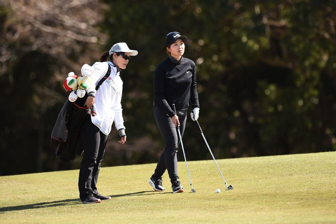 ヨコハマタイヤゴルフトーナメント PRGRレディスカップ 第2日 葭葉 ルミ <Photo:Matt Roberts/Getty Images>