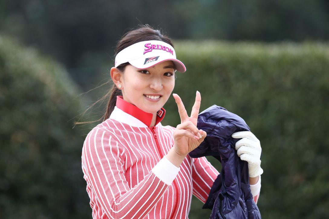 Tポイント×ENEOS ゴルフトーナメント 第2日 脇元華 <Photo:Chung Sung-Jun/Getty Images>