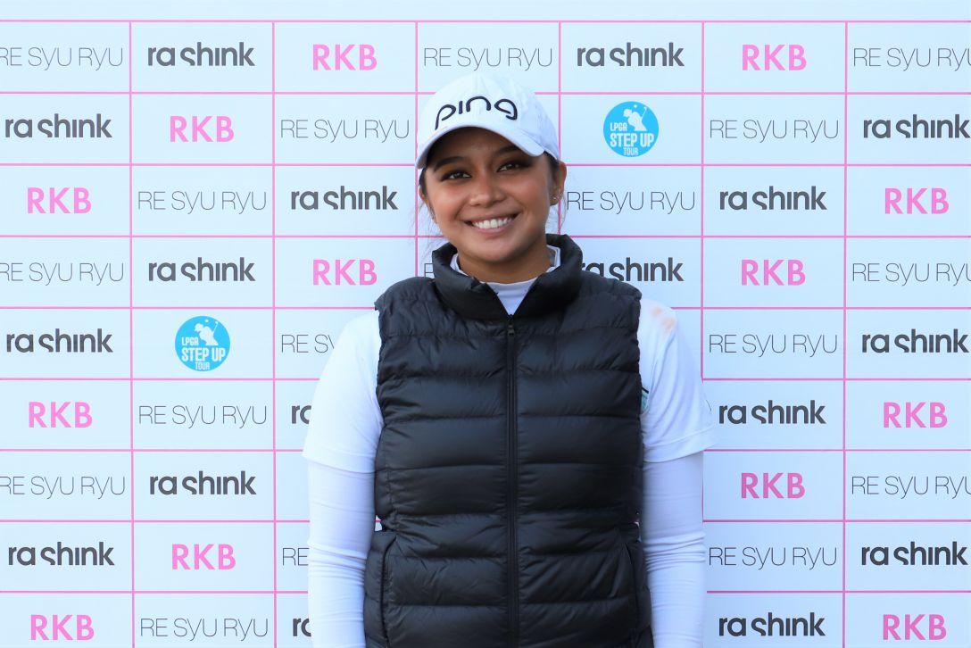rashink×RE SYU RYU/RKBレディース 第1日 プリンセス・スペラル
