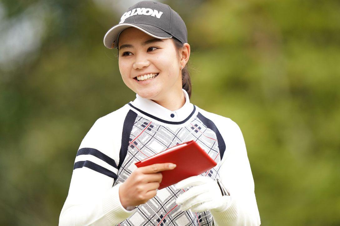 第7回アクサレディスゴルフトーナメント in MIYAZAKI 第1日 山路晶 <Photo:Ken Ishii/Getty Images>