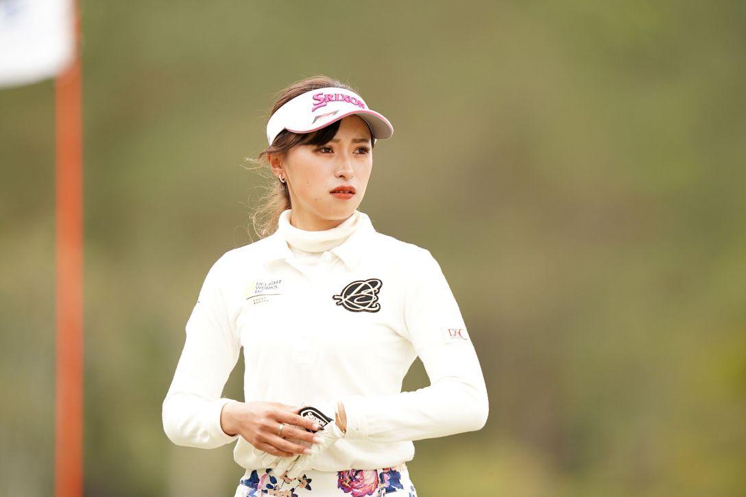 第7回アクサレディスゴルフトーナメント in MIYAZAKI 第1日 臼井麗香 <Photo:Ken Ishii/Getty Images>
