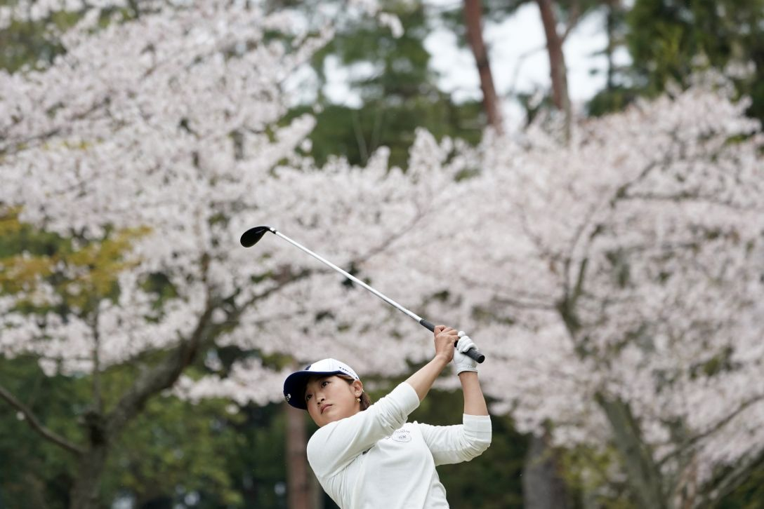 Hanasaka Ladies Yanmar Golf Tournament 最終日 髙木優奈 <Photo:Toru Hanai /Getty Images>