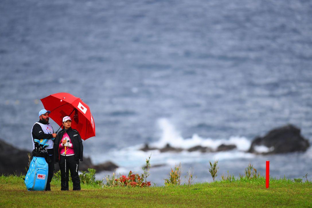 38th フジサンケイレディスクラシック 第2日 黄アルム <Photo:Atsushi Tomura/Getty Images>